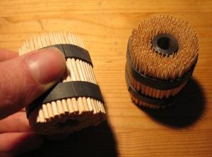 Toothstik horn