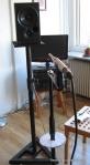 Directionality test setup
