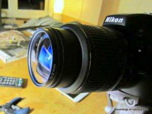 Cyl-filter on nikon d5100 kit lens
